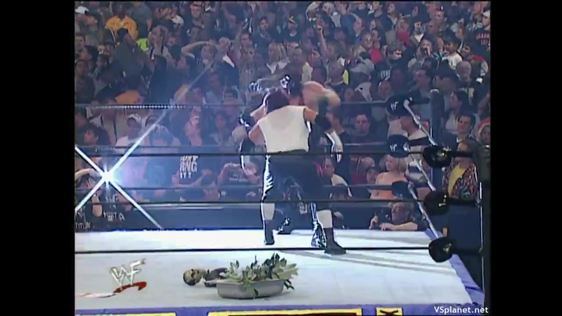 Raven vs. Kane vs. Big Show WrestleMania 17