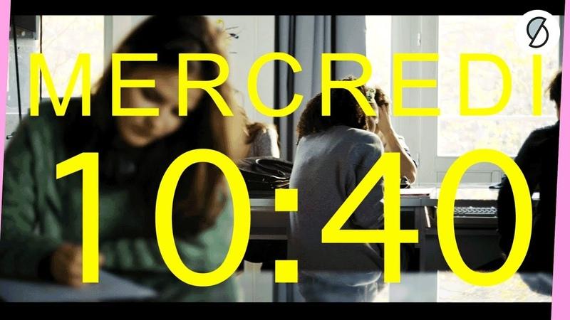 SKAM FRANCE EP.5 S3 : Mercredi 10h40 - Phase de latence