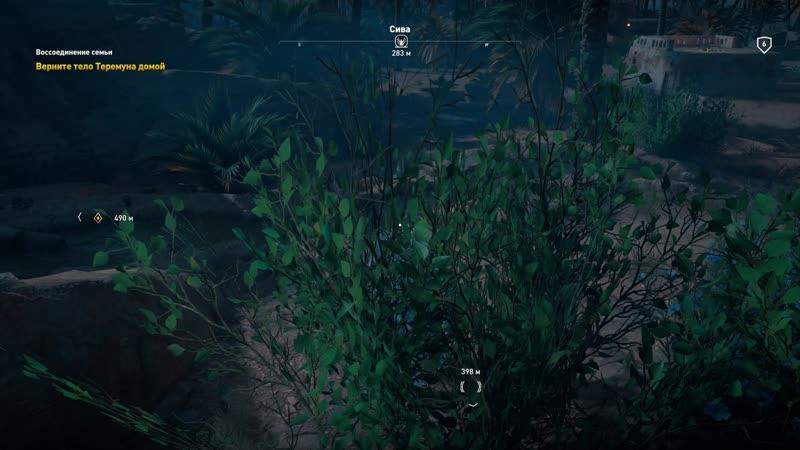 Assassin's Creed Origins ВОССОЕДЕНЕНИЕ СЕМЬИ
