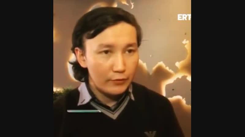 Нашим кинопроектом заинтересивались журналисты @ertis tv и пригласили Фархата Серкибаева рассказать про наш фильм