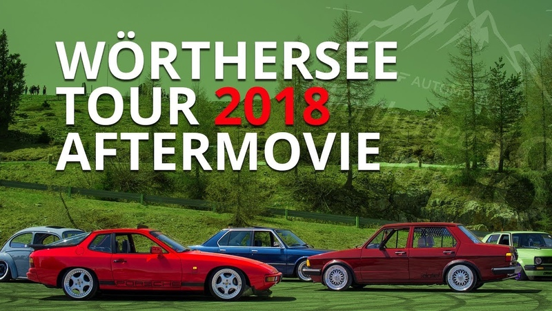 WÖRTHERSEE 2018 TOUR ★ DF Automotive Official Aftermovie