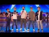 Britain's Got Talent 2018 Made Up North 10 &amp 11 Year Old Boy Band Full Audition S12E06