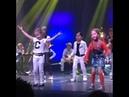 Милана Гогунская исполняет танец Малявки в спектакле