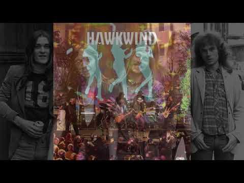 HAWKWIND - HURRY ON SUNDOWN