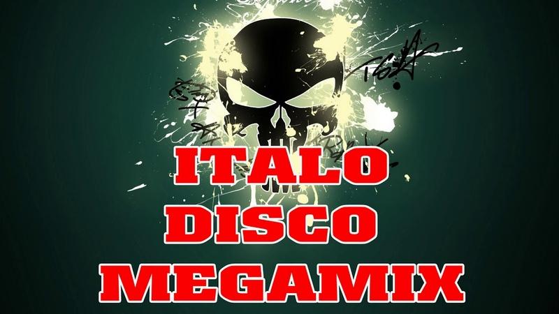 Best Italo Disco Megamix 80s II EuroDisco Dance Music II Golden Oldies Disco Dance hits 80s
