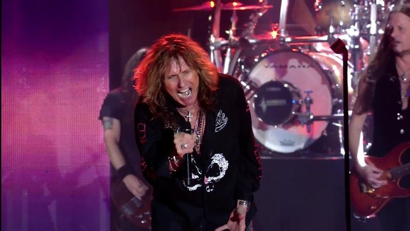 Whitesnake - Here I Go Again (The Purple Tour [Live]) (2018) [1080p HD]
