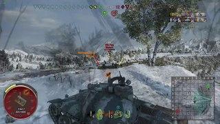 [Затащил] AMX 30 1er prototype на карте [Вестфилд]