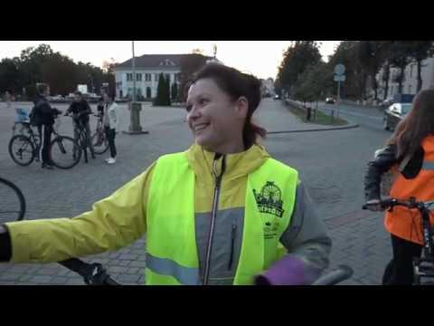 День без автомобиля и велопробег в Волковысском районе