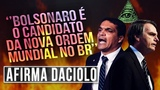 CABO DACIOLO ATACA BOLSONARO O ACUSANDO DE ESTAR AO LADO DOS ILLUMINATI
