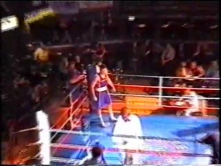 Питерский бокс - старая гвардия.