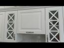 Кухня классика крашенный фасад
