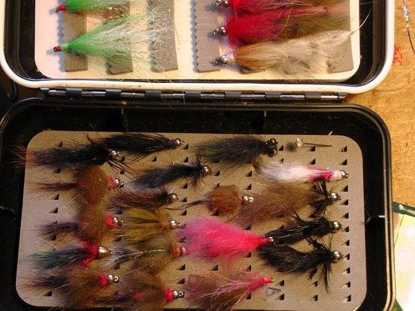 Простая в изготовлении голавлевая мушка для ловли не только нахлыстом,но и спиннингом..