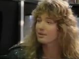 David Coverdale interview 1987