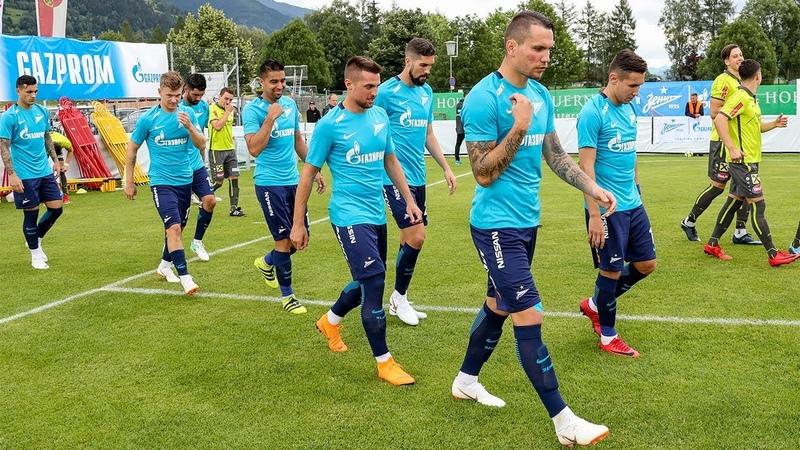 Зенит 1-0 Пинцгау (2018)