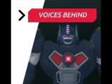 Transformers: Power of the Primes — We've got an awesome voice cast for...