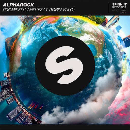 Alpharock альбом Promised Land (feat. Robin Valo)