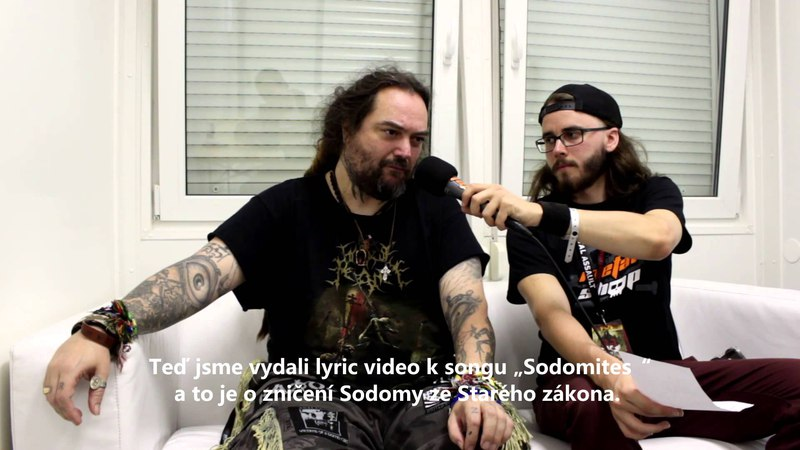 Soulfly - Interview Brutal Assault 2015