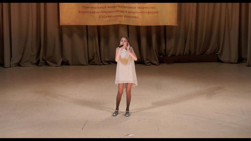 Мария Соломатина - All i ask (Adele cover)