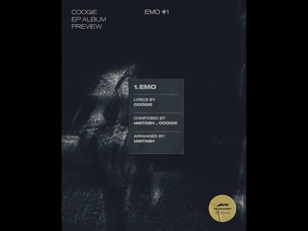 Coogies NEW EP Album EMO1 Preview