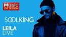 Soolking - Leila en LIVE / M6 Music Live Session
