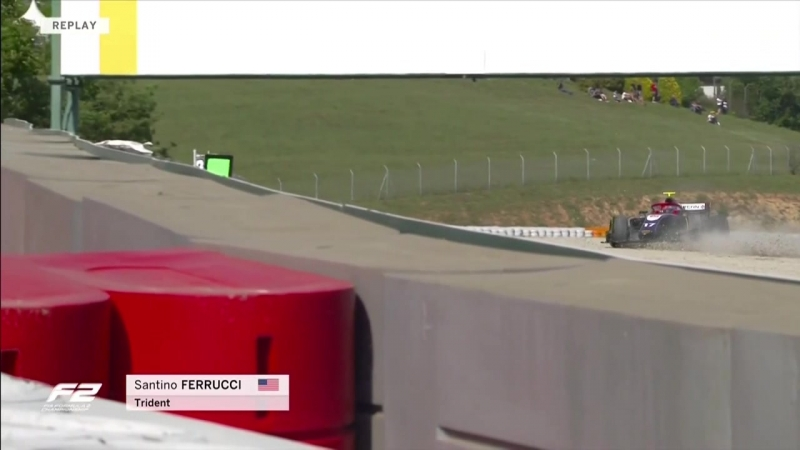 GP2 2018. Round 3. Spain. Qualifying