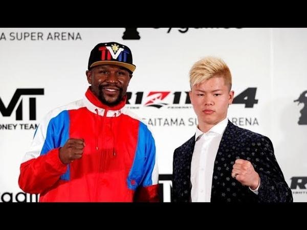 Fight Night Champion Флойд Мейвезер - Теншин Насукава (Floyd Mayweather Jr- Tenshin Nasukawa)