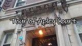 Tour of a Harvard Freshman Dorm (Apley Court)