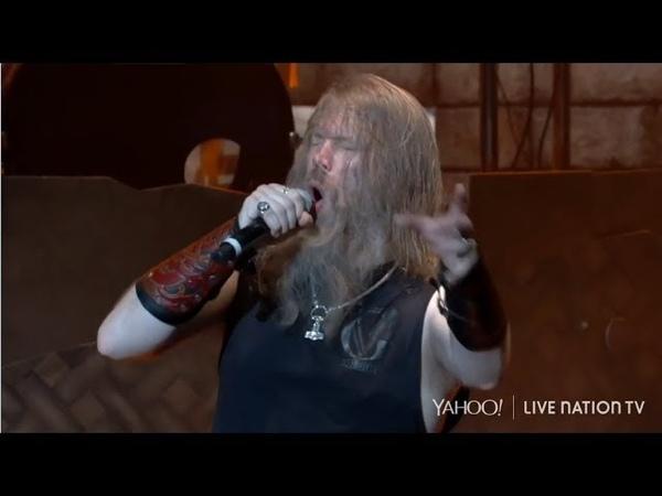 AMON AMARTH - Raise Your Horns - (Live) - (Pro-Shot) - (HD)