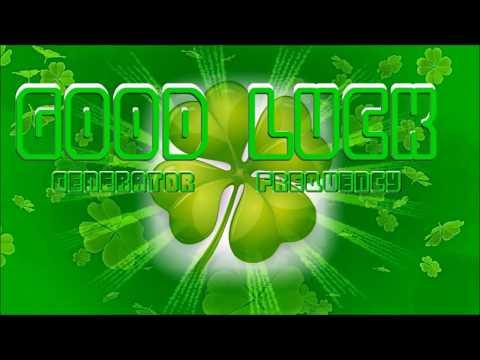 Good Luck Generator Frequency - Future-Channelled Binaural Beat Lottery Jackpot Winner