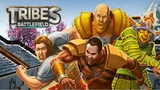 Tribes Battlefield - Battle in the Arena Android Gameplay (Early Access)
