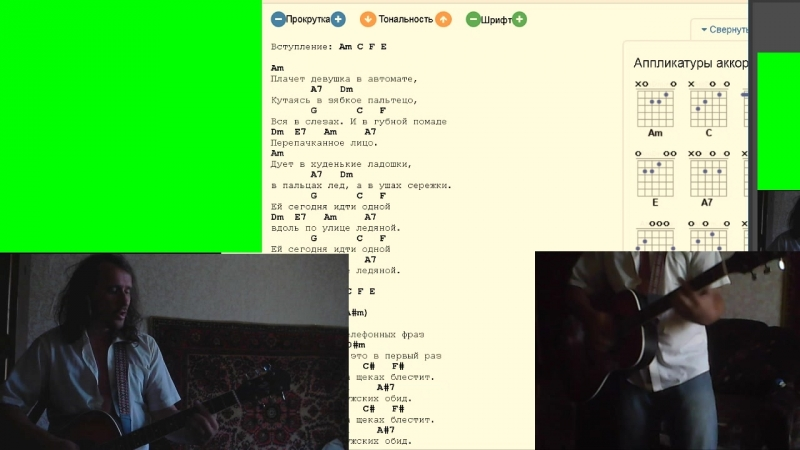Евгений Осин - Плачет девушка в автомате Selfie cover