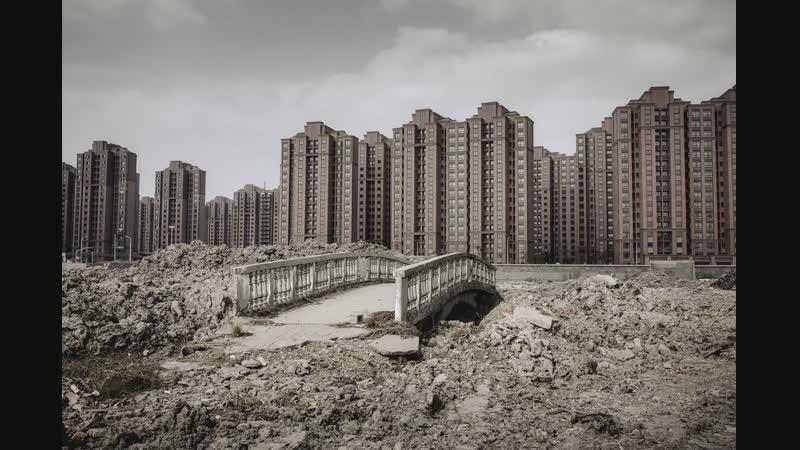 Города призраки строят для клонов людей.
