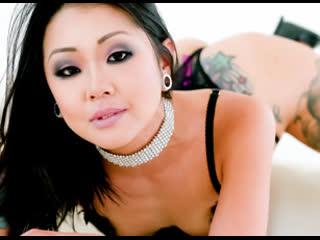 Saya Song [720p HD Porn Sex Anal Hard Slut Blowjob Gag Fisting Секс Порно Анал Минет Жёстко] - Evil Angel