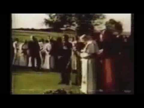 Pope John Paul II New World Order Speech at Gandhis Memorial NWO