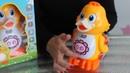 Развивающая сенсорная игрушка Умный утёнок Play Smart