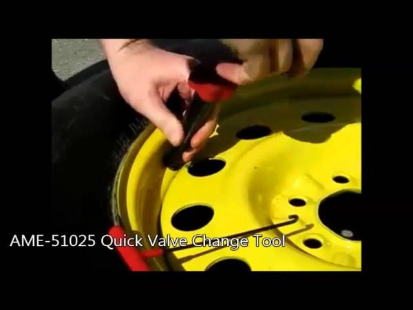 How To Replace Valve Stems Without Even Breaking the Bead by All Tire Supply