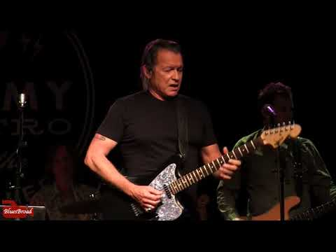 TOMMY CASTRO the PAINKILLERS • High On The Hog • Teaneck, NJ 4/7/18