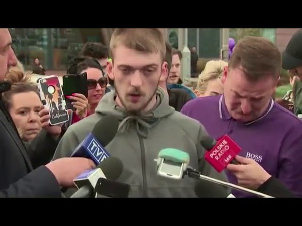 Alfie Evans dad Tom tells supporters to go home, April 26, 2018