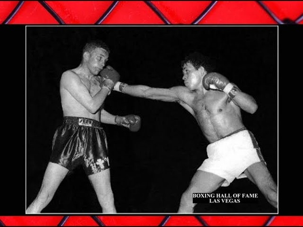 Vicente Saldivar KOs Howard Winstone This Day October 14 1967 Retains Featherweight Crown