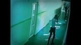 Теракт в Керчи - Запись с камер видеонаблюдения