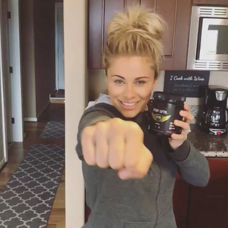 "Paige VanZant on Instagram: ""I'm taking my @lftd.lifestyle BCAAs during my training to help me come back healthier and stronger than I've ever been..."