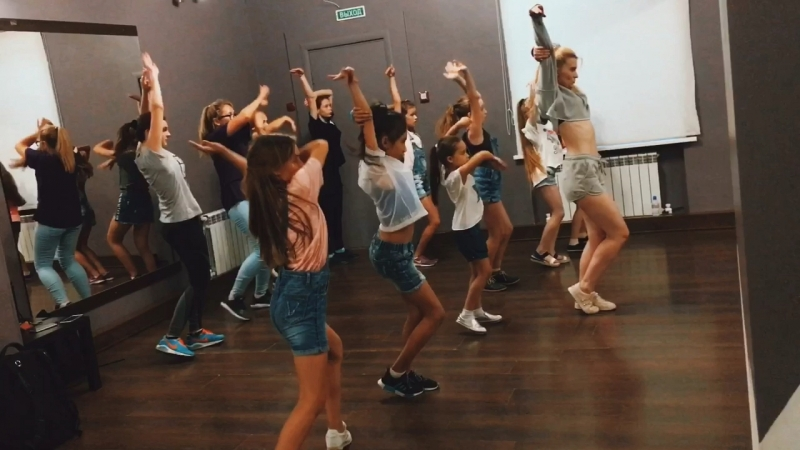 JAZZ FUNK KIDS |BIALES DANCE