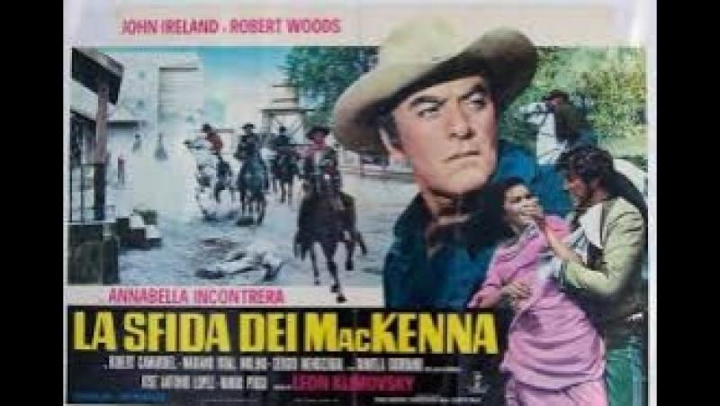 La Sfida dei MacKenna (Un Dolar y una Tumba) (1970) (Español)