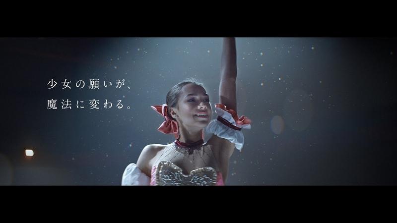 アリーナ・ザギトワ選手、「まどマギ」まどか風衣装で魔法少女に変 36523