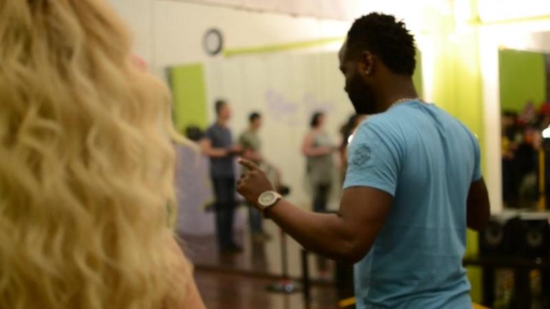 Кизомба с Кабралом, школа танцев Ritmo Dance