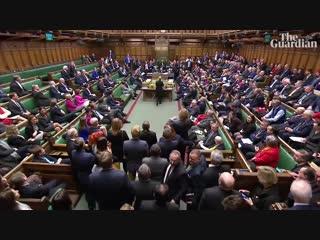 Put it back!_ Labour MP grabs the mace during parliament