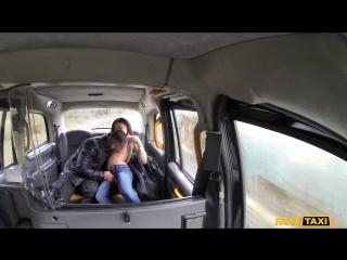 Faketaxi - cassie del isla- hot wife sharing taxi threesome [new porn 2018]