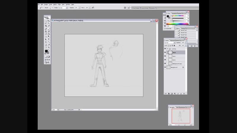 Archetypes - Designing Manga Characters chapter_01