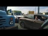 ЗИЛ 130 против BMW X6 M в городе  Тюнинг Зил 130  Зил 130 с движком от БМВ
