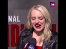 Элизабет Мосс на мероприятии в честь премьеры 2 сезона Рассказы служанки 19 Апреля 2018